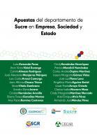 Cubierta para Apuestas del departamento de Sucre en Empresa, Sociedad y Estado